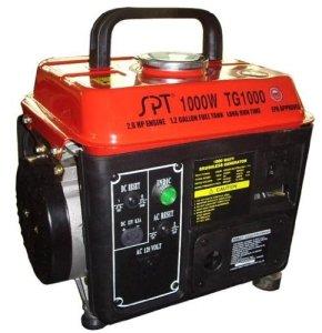 SPT 1000 Watts 2.0HP Portable Gasoline Generators