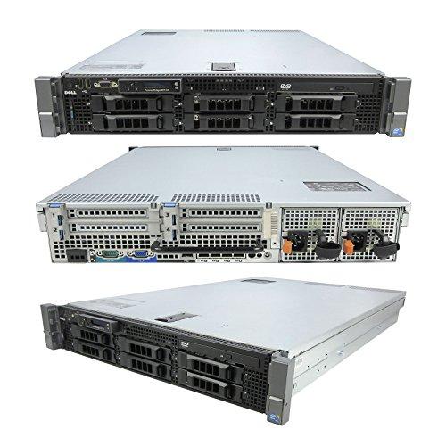 Dell High-End Virtualization Server 12-Core 64GB RAM 12TB Raid PowerEdge  R710 (Renewed)