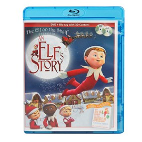 An Elf's Story DVD/Blu-Ray Combo Pack
