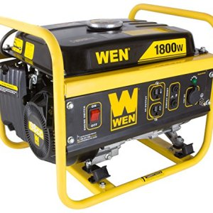 WEN 56180 1800-Watt Portable Power Generator, CARB Compliant