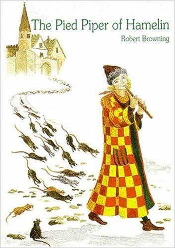The Pied Piper Of Hamelin Amazon Es Robert Browning Sylvia Mears Libros En Idiomas Extranjeros