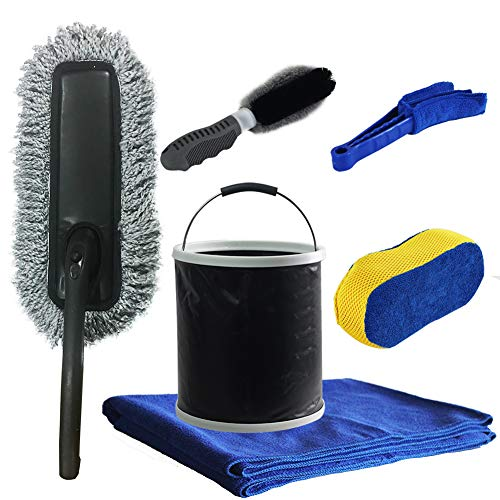GLOYY Car Wash Brush Kit