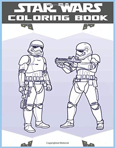 Star Wars Coloring Book 50 Premium Coloring Pages For Kids And Adults Star Wars Coloring Book High Quality Enjoy Drawings And Coloring Them As You Want Amazon Co Uk Parrish Edwin Books