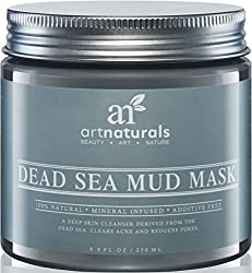 Dead Sea Mud Mask for Face & Body 8.8 oz