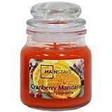 Mainstays Candle Cranberry Mandarin