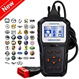 Carantee OBD2 Scanner Professional Universal Automotive Engine Fault Code Reader CAN Diagnostic Scan Tool for All OBDII Protocol Cars Since 1996(Upgraded CT818)¡