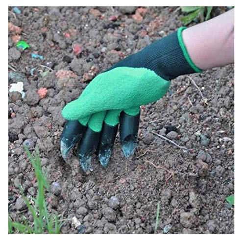 Kayos Garden Gloves with Claws for Digging & Planting 3