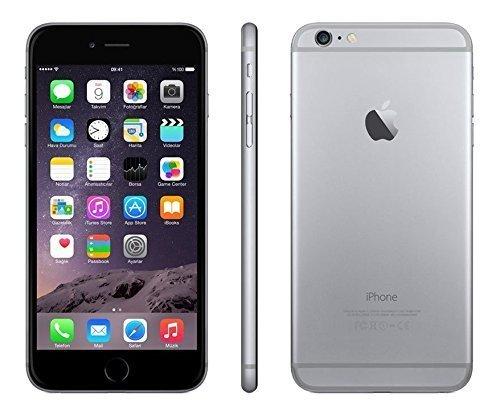 Apple iPhone 6 16GB Silver LTE Cellular International Unlocked