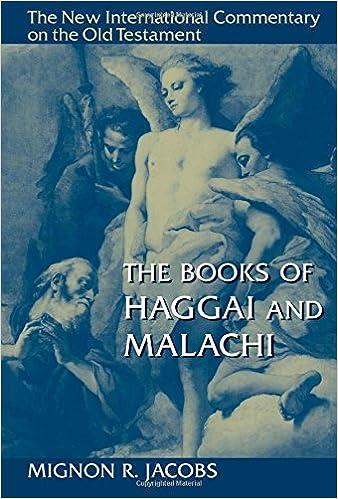 mignon jacobs commentary haggai malachi