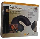 Sleep Innovations Novaform Voyager Series Contour U-Neck Travel Pillow