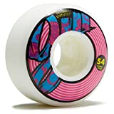 OJ Wheels OJ Chaos Insaneathane EZ EDGE Skateboard Wheels - 54mm 101a
