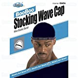 Dream, Boo Boo STOCKING WAVE CAP, Wire Eastic Band (Item #045 Navy) by Dream