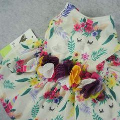 Fitwarm-Fairy-Unicorn-Pet-Clothes-Dog-Dresses-Sundress-Cat-Vest-Shirts