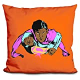 LiLiPi Superman Decorative Accent Throw Pillow