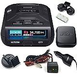 Uniden R3 + Hardwire Kit w/Mute Button Bundle