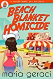 Beach Blanket Homicide (Whispering Bay Mystery Book 1)