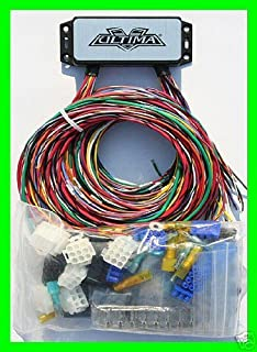 Ultima Plus Electronic Wiring System For Harley Davidson Mw18 533