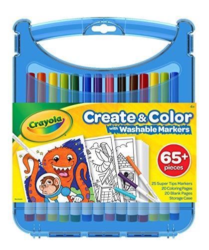 Crayola Travel Art Set