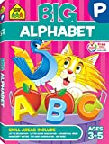 Big Alphabet Workbook (ages 3-5)