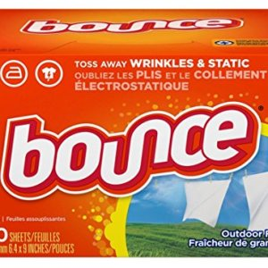 Bounce Fabric Softener Sheets, Outdoor Fresh 51flLAuIeQL