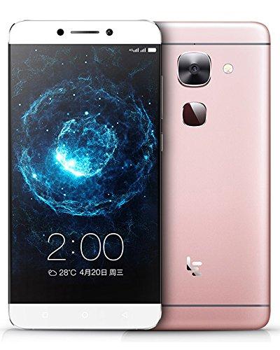 """Letv Le 2 Pro X620 Helio X25 Octa Core 5.5"""" inches 32G ROM 4GB RAM 21MP Dual Sim 4G LTE Smartphone (Gold)"""