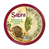 Sabra Spinach and Artichoke Dip, 10 oz