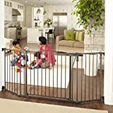 North States Deluxe Décor Baby Gate