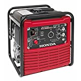 Honda Power Equipment EG2800IA 2800W 120V Full Frame Portable Inverter Gas Generator, Steel