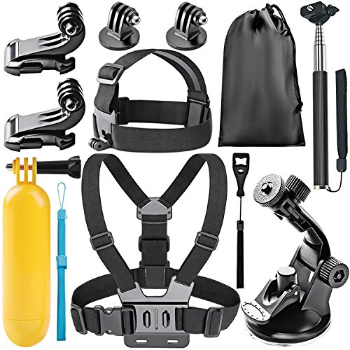 Neewer Action Camera Accessory Kit