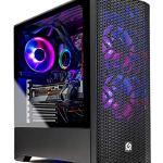 Skytech Blaze 3.0 Gaming PC Desktop – AMD Ryzen 7 3700X 3.6GHz, RTX 3080 10GB, 16GB DDR4, 1TB Gen4 SSD, 120mm AIO Liquid…
