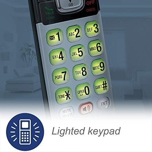 VTech CS6719-2 2-Handset Expandable Cordless Phone with Caller ID/Call Waiting, Handset Intercom & Backlit Display/Keypad 15
