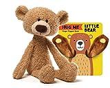 GUND Toothpick Teddy Bear Stuffed Animal Plush, Beige, 15' Collection (Gift Set)