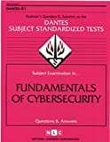 DANTES Fundamentals of Cybersecurity (Passbooks)