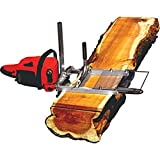 ALASKAN Granberg Chain Saw Mill, Model# G777, Orange, Silver
