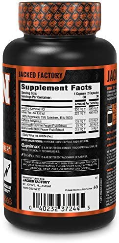 Burn-XT Thermogenic Fat Burner - Weight Loss Supplement, Appetite Suppressant, Energy Booster - Premium Fat Burning Acetyl L-Carnitine, Green Tea Extract, More - 60 Natural Veggie Diet Pills 4