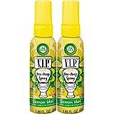 Air Wick V.I.P. Pre-Poop Spray, Lemon Idol, 2ct (2X1.85oz)
