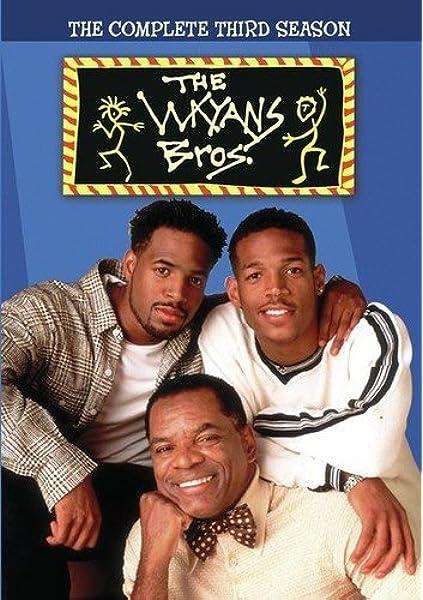 Amazon.com: The Wayans Bros: The Complete Third Season: Shawn ...
