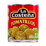 La Costena Green Tomatillos, 28 oz