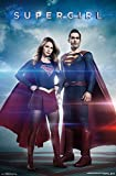 "Trends International Supergirl Cousins Wall Poster 22.375"" X 34"""