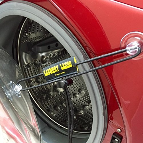 Laundry Lasso - Take Back Your Laundry Room: Prevent Front Load Washer Mold, Mildew, and Odors