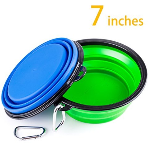 IDEGG-Portable-Silicone-Pet-Bowl-Foldable-Expandable-Water-Feeding-Travel-Bowl-Cup-Dish-for-Pet-Dog-Cat