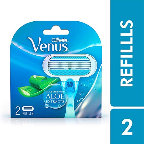 Gillette Venus Razor Blades for Women - 2 Pieces 15