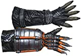Rubie's Men's Arkham Knight Deluxe Scarecrow Gloves, Multi, One Size