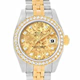Product review of Rolex Datejust Automatic-self-Wind Female Watch 179383 (Certified Pre-Owned)
