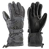 LEKI Stripes S Womens Gloves - Small/Black