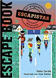 51gQe2JsOUL. SY264 BO1,204,203,200 QL40 ML2  - Escapistas, escape room y elige tu propia aventura