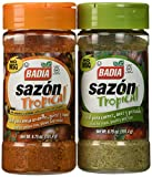 Badia Sazon Tropical Bundle - 6.75 Oz Each
