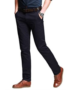 Image result for Match Men's Slim Tapered Stretchy Casual Pant