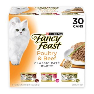 Purina-Fancy-Feast-Classic-Collection-Adult-Wet-Cat-Food-Variety-Pack-30-3-oz-Cans
