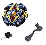 Gyro Battling Top Bey B-59 Zillion Zeus / Zeutron Burst Starter Set w/ Launcher+Grip